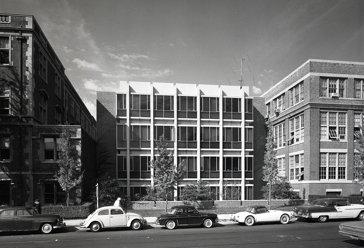 Pender Labs, Moore School of Electrical Engineering, University of Pennsylvania.
